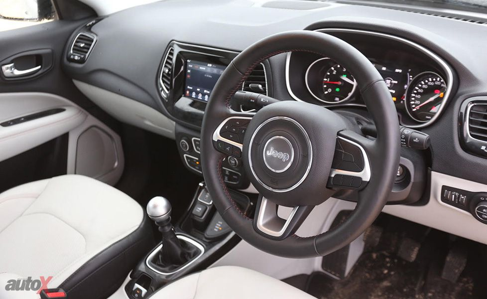 2017 jeep compass review jeep compass first ride review autox. Black Bedroom Furniture Sets. Home Design Ideas