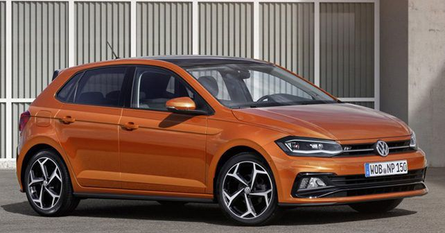 new volkswagen polo R leaked