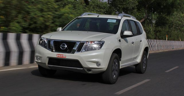 New Nissan Terrano Review