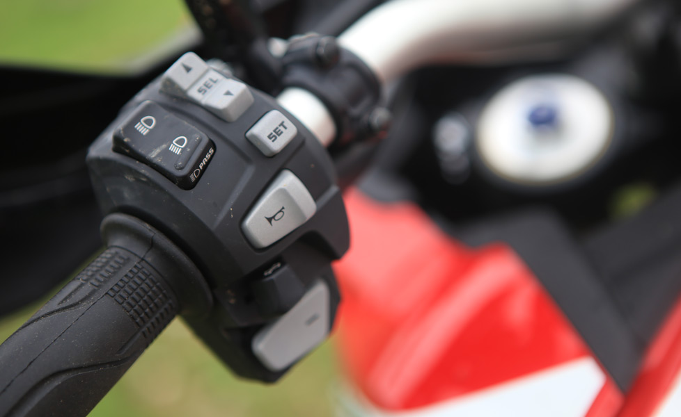 Honda africa twin switchgear1
