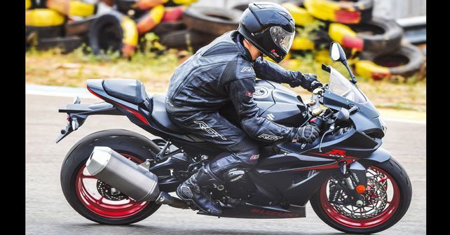 Suzuki GSX-R1000R User Review