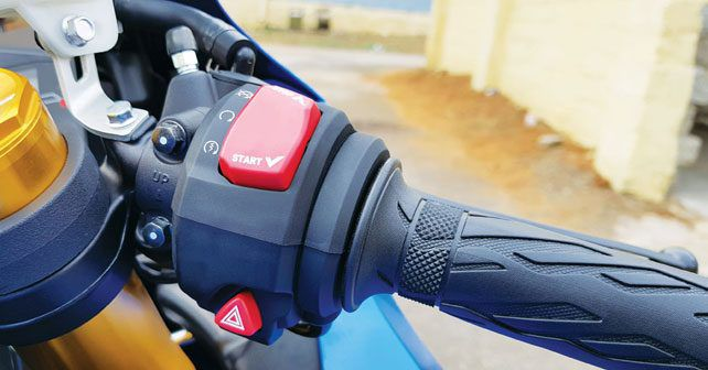 2017 Suzuki GSX-R1000R Review in India