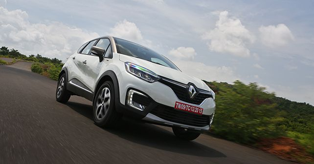 Renault Captur User Review