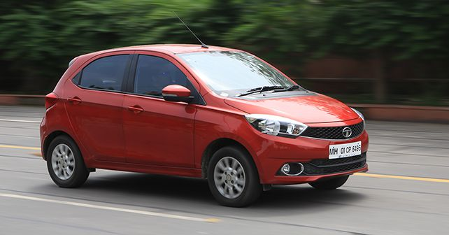 New Tata Tiago Automatic Motion