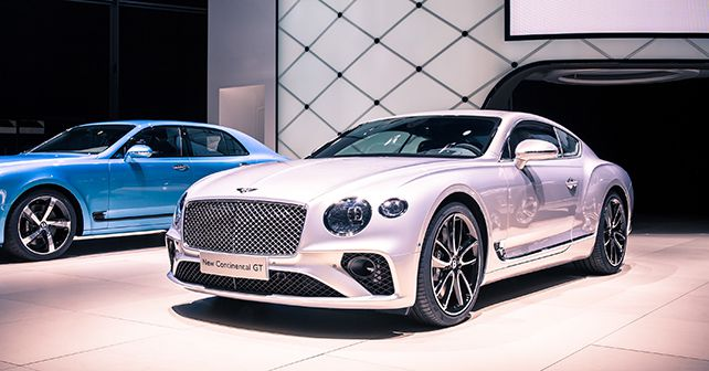 Bently continental find latest news photos exclusive stories frankfurt 2017 third generation bentley continental gt revealed voltagebd Image collections