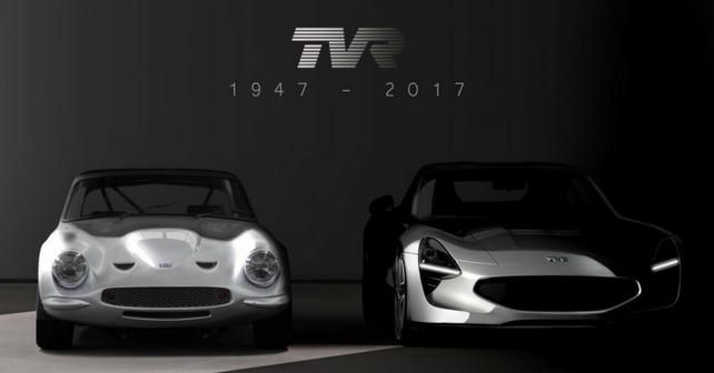 New TVR Griffith: British sportscar brand returns