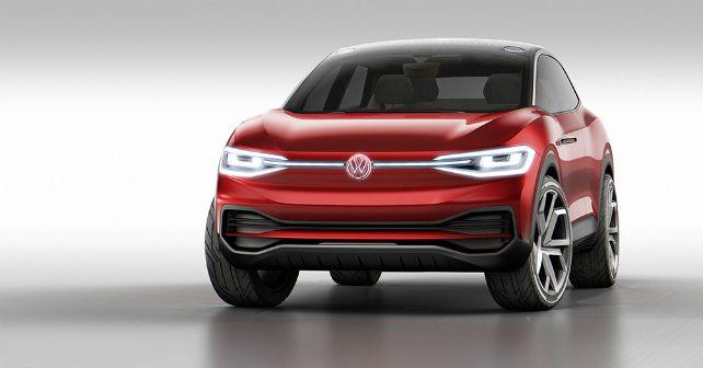 Volkswagen Showcar ID CROZZ 2017 Frankfurt Motor Show m1