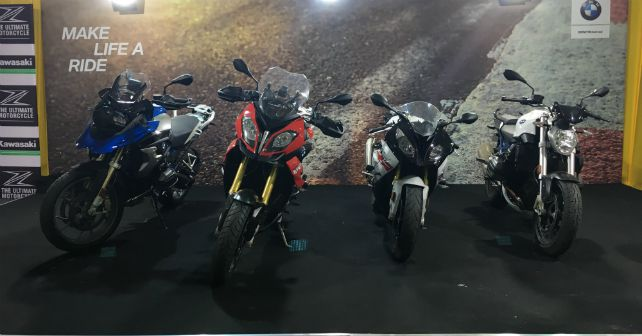 big boys toys expo BMW motorrad m