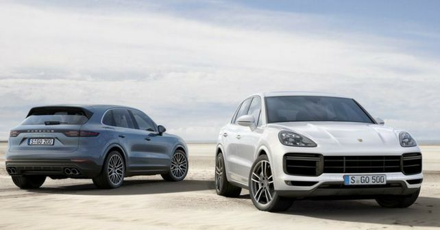 Porsche Reveals 2019 Cayenne Turbo in Frankfurt