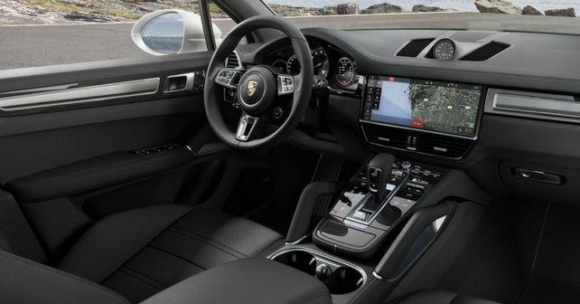 cayenne turbo interior