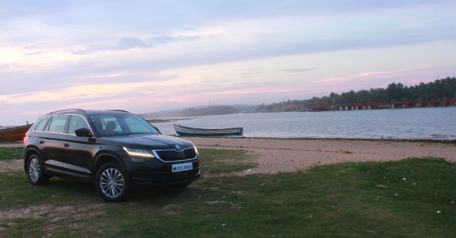 skoda kodiaq review front static