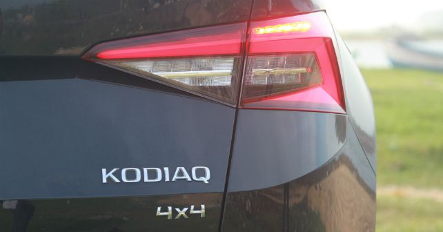 Skoda Kodiaq Tale Light