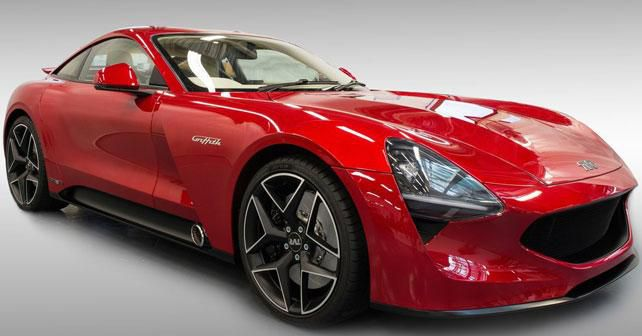 Here's our best look yet at TVR's new V8-engined coupe
