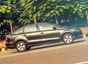 Skoda Rapid Style AT TDI side profile gal