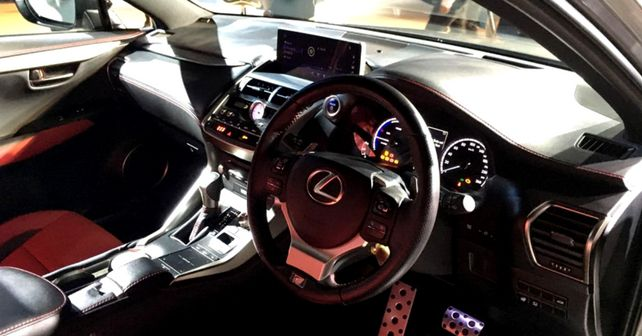 lexus nx india launch 2