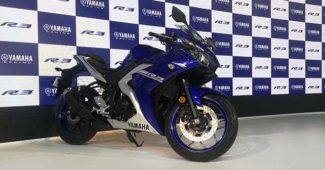 Yamaha YZF-R3 with ABS launched at Rs 3.48 lakh