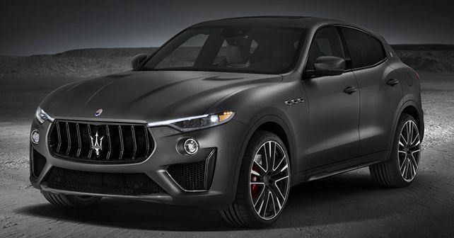 Maserati unveils its most powerful vehicle, a 590 horsepower SUV