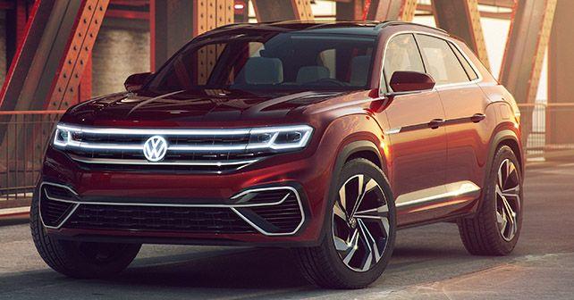 Volkswagen Unveils Newest Atlas Cross Sport SUV Concept