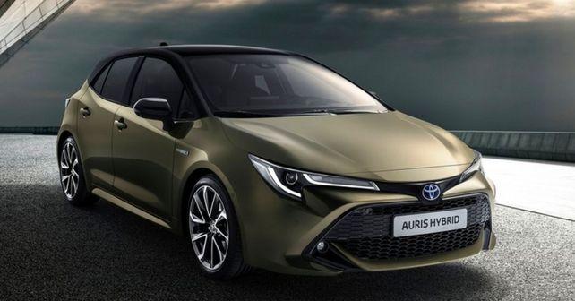 Toyota Auris Next Generation 2018 >> 2019 Toyota Corolla hatchback unveiled in Geneva - autoX