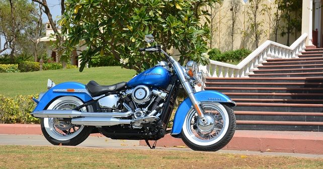 Harley Davidson Softail Deluxe Review 2018 Harley Davidson Softail Deluxe First Ride Review