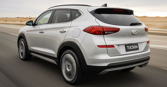 NY reveal for revamped Hyundai Tucson