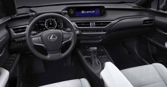 new lexus ux unveiled at geneva auto show autox. Black Bedroom Furniture Sets. Home Design Ideas