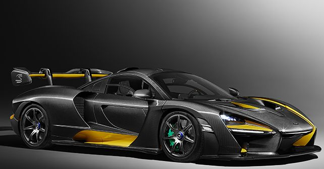 New McLaren Senna Carbon Pack To Strut Its Stuff In Geneva
