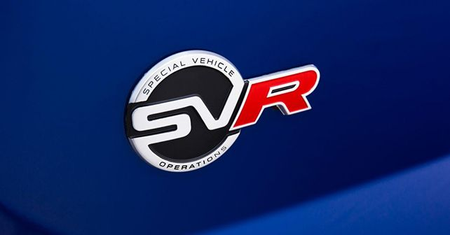 Hardcore Jaguar F-Pace SVR Confirmed For New York Debut