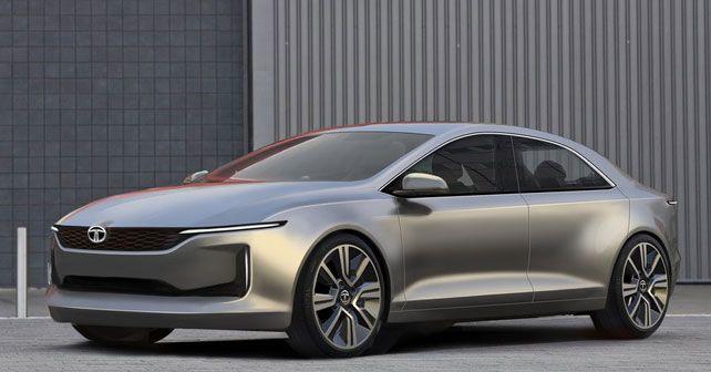 Tata Motors unveils EVision Sedan Concept at Geneva motor show