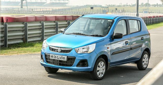 Maruti Alto crosses sales milestone of 35 lakhs