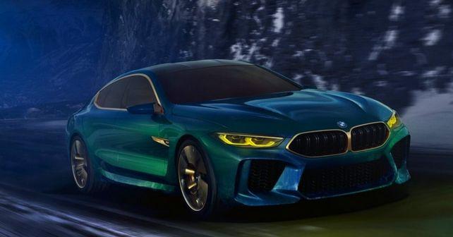 Geneva Motor Show: BMW reveals M8 Grand Coupe Concept