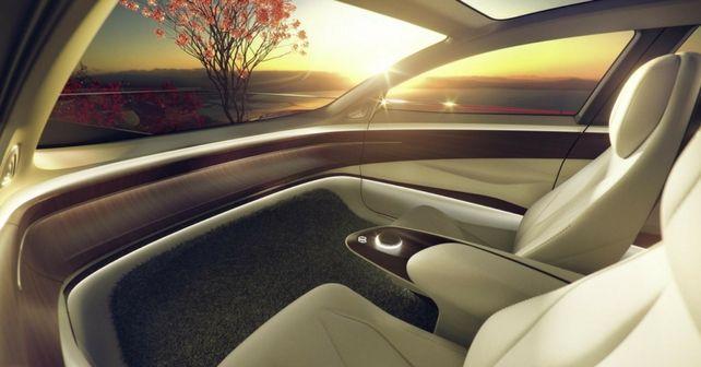 Geneva Motor Show 2018: Volkswagen ID Vizzion Autonomous Car Revealed