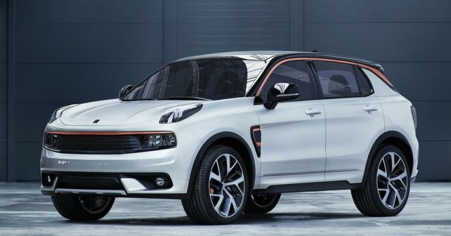 Lynk & Co compact SUV revealed as core of Chinese brand's European sales