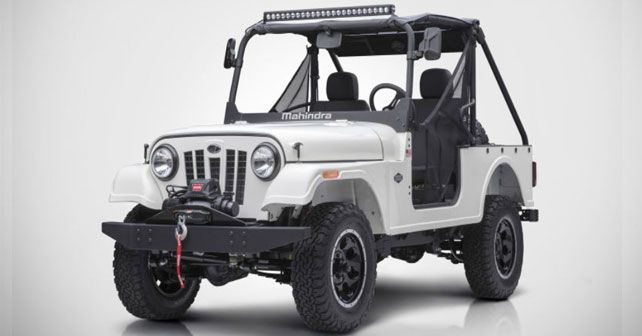Mahindra unveils new SUV 'Roxor' in USA, check details here