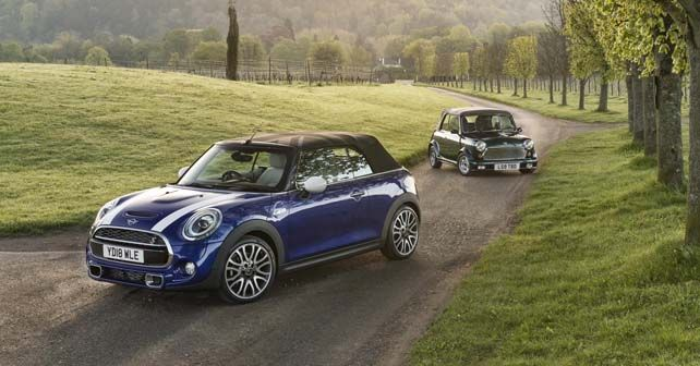 Mini Convertible 25th Anniversary revealed