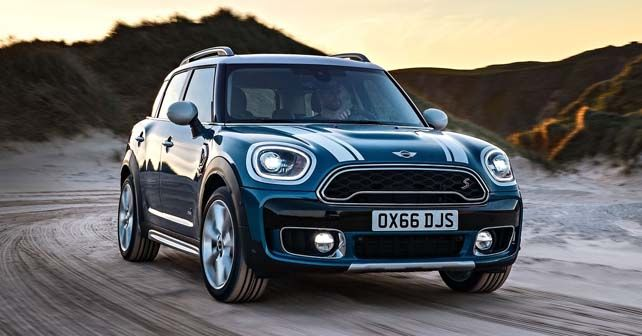 New MINI Countryman launched in India - Price Rs 34.9 lakhs