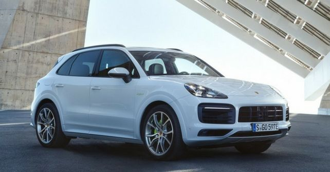 Porsche Cayenne E-Hybrid: Now Available in Canada