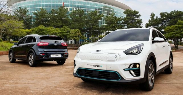 Kia Niro EV Revealed With 280-Mile Range