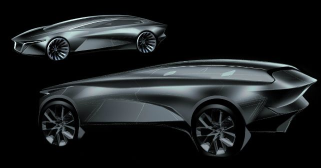 Lagonda to Debut High-Performance Electric SUV in 2021