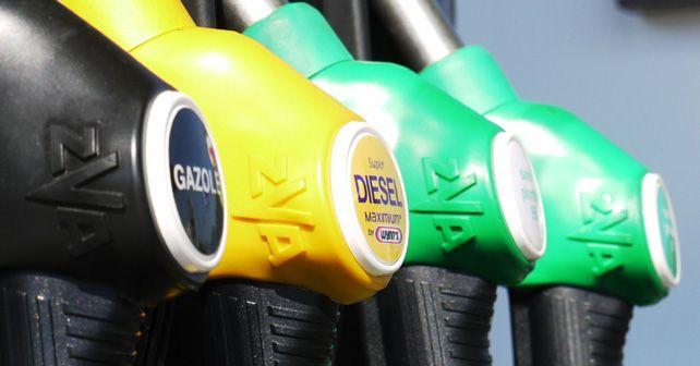 Diesel pipe