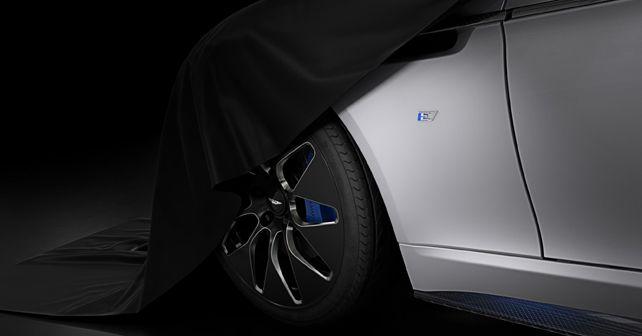 Aston Martin Rapide E Wheel And Fender