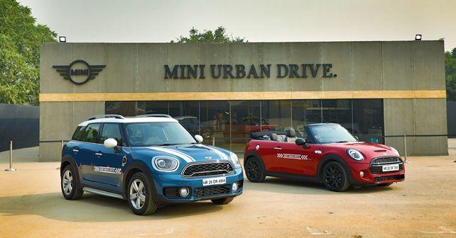 Mini Urban Drive Experience Reaches Delhi Ncr Autox