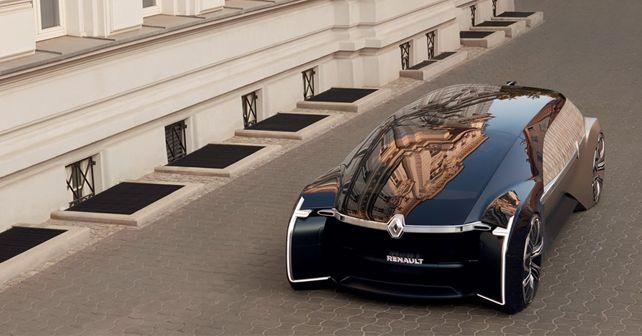 Renault EZ ULTIMO Concept Front