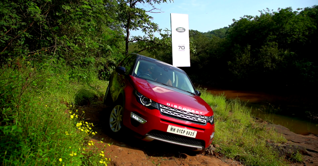 Land Rover TABT 2018 Aamby Valley