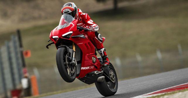 2019 Ducati Panigale V4 R India Launch M