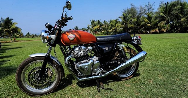 Royal Enfield Interceptor 650 And Continental Gt 650 Ride Review Autox