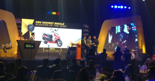 Droom Pre-Owned Auto Awards 2018