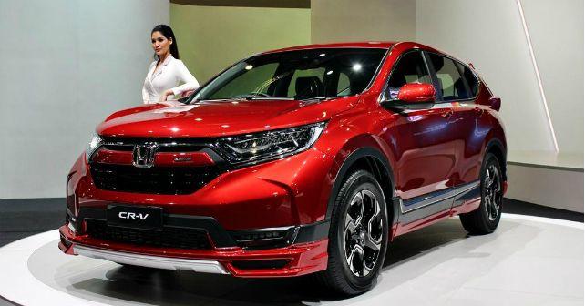 Honda Cr V Mugen Kilms 2018 M