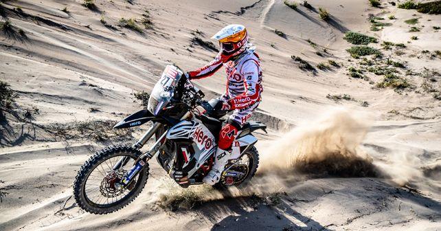 Joaquim Rodrigues - stage 8 - 2019 Dakar