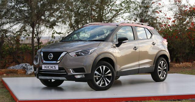 Nissan Kicks Launch